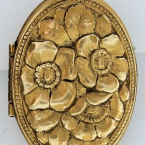 Oval Lockets