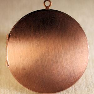 Copper Clad Lockets